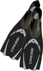 Cressi Pluma Fins Black/Silver