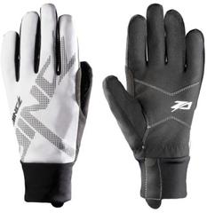 Zanier Nordic.ZB Ski Gloves White
