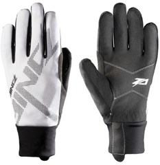 Zanier Nordic.ZB Ski Gloves White