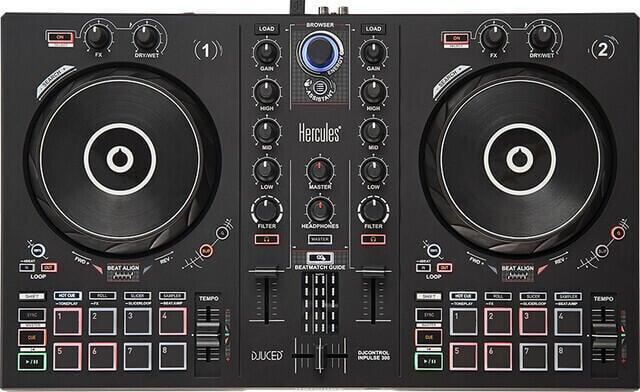 Hercules DJ DJControl Inpulse 300