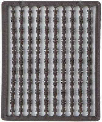 Mivardi Boilie stoppers (brown - 2 x 100 Pcs)
