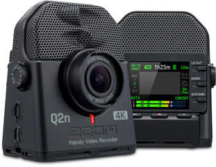 Zoom Q2n-4K Înregistrare video