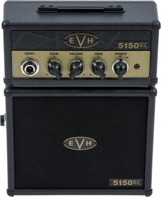 EVH 5150III EL34 Micro Stack Black/Gold