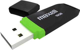 Maxell USB FD 16GB 2.0 Speedboat Black