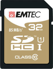Emtec SDHC 32GB Gold Plus Class 10