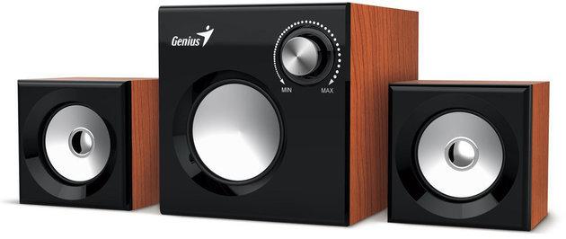 Genius SW-2.1 370 Brown