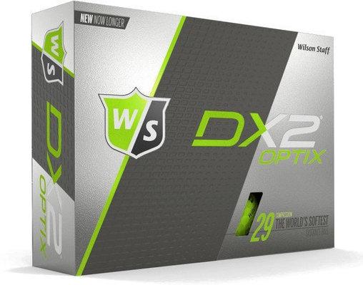 Wilson Staff DX2 Optix 12-Ball Green