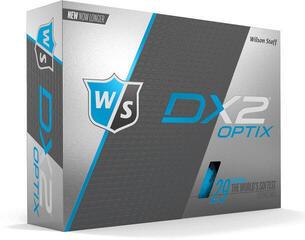 Wilson Staff DX2 Optix 12-Ball Blue