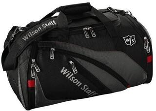 Wilson Staff Duffle GM Black/Silver