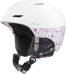 Bollé Millenium Soft White/Pink Iceberg 54-58 cm 18/19