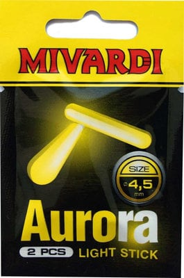 Mivardi Lightstick Aurora 4,5 mm 2 Pcs
