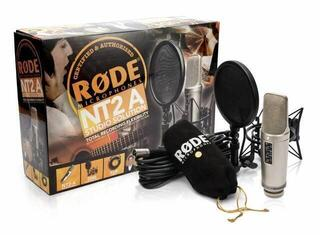 Rode NT2 A Studio Kit