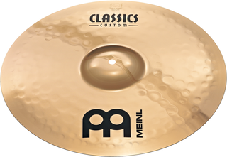 "Meinl Classics Custom 17"" Medium Crash"