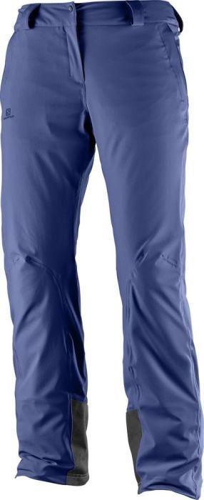 Salomon Icemania Pant W Medieval Blue MR