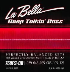 LaBella 760FS-CB DT-Bass Flats