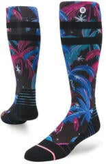 Stance Galactic Palms Black S