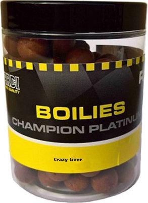 Mivardi Rapid Boilies Champion Platinum - Crazy Liver (950 g / 18 mm)