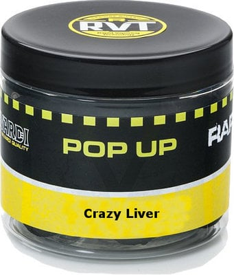 Mivardi Rapid Pop Up - Crazy Liver (70 g / 14 + 18 mm)