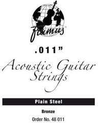 Framus 48011 Bronze Acoustic Guitar Single String Plain 011