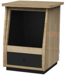 Zaor Rackspace One Oak