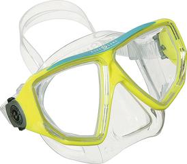 Aqua Lung Mask Oyster LX - Yellow