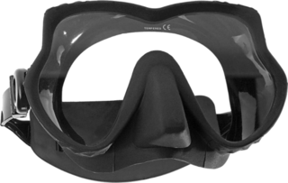 Scubapro Mask Devil - Black