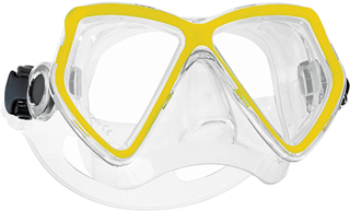 Scubapro Mask Mini VU - Yellow