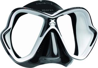 Mares X-Vision Liquidskin Black/White