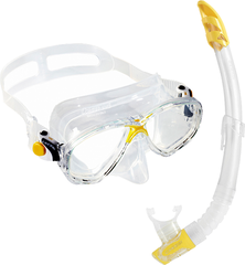 Cressi Marea Vip Clear/Yellow