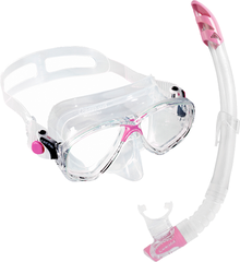 Cressi Marea Vip Clear/Pink
