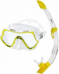 Mares Combo Pure Vision Clear/Reflex Yellow