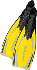 Cressi Reaction Pro Fins Black/Yellow