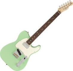 Fender American Performer Telecaster RW Satin Surf Green