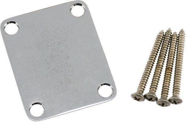 Fender Road Worn Guitar Neck Plate w/Hardware