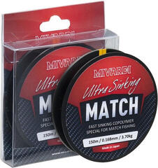 Mivardi Ultra Sinking Match Dark Red