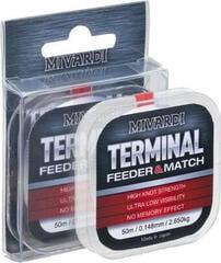 Mivardi Terminal Feeder & Match Transparent