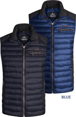 Milestone Lex Vest Blue 52