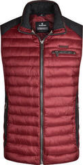 Milestone Lex Vest Dark Red 48