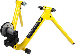 CycleOps Mag Indoor Trainer Yellow