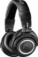 Audio-Technica ATH-M50xBT Black Bluetooth Wireless On-ear headphones