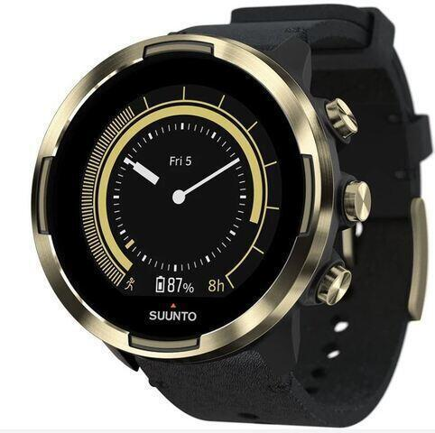 Suunto 9 G1 Baro Gold Leather