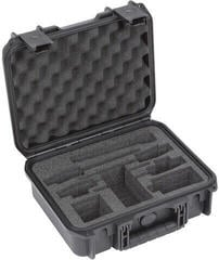 SKB Cases iSeries Waterproof Case for 2 Sennheiser ENG Systems