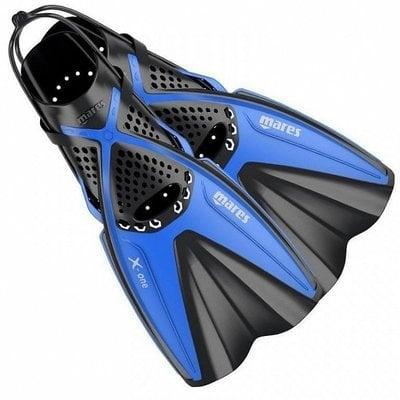 Mares X-ONE Fins Blue L/XL