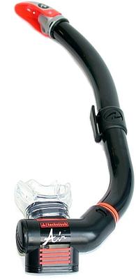 Aqua Lung Air Dry P.V. Snorkel Black