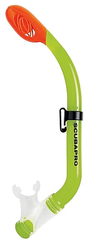 Scubapro Mini Dry Kids Snorkel Green
