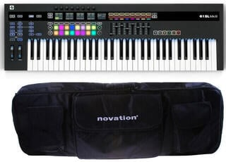 Novation 61SL MKIII Set