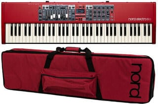 NORD Electro 6D 73 Bag SET