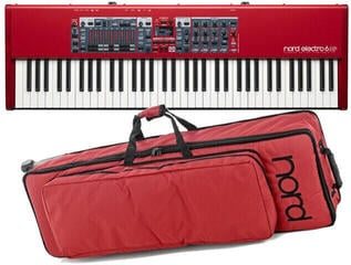 NORD Electro 6 HP Bag SET