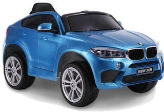 Beneo BMW X6M Electric Ride Blue Paint Small