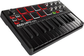 Akai MPK MKII Mini Limited Black